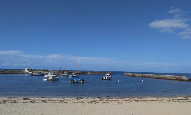 Little Park anchorage, Shellharbour