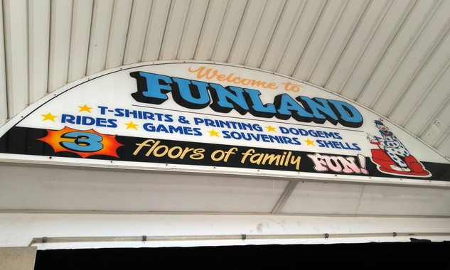Hours of fun at Ulladulla Funland.
